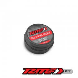 Jconcepts - RM2 - red, o-ring grease and treatment