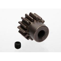 Pinion Drev 14T 1.0M Pitch för 5mm Axel