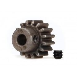 Pinion Drev 16T 1.0M Pitch för 5mm Axel