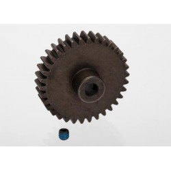 Pinion Drev 34T 1.0M Picth för 5mm Axel