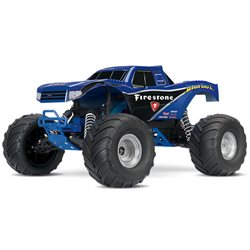 BIGFOOT Monster Truck 2WD 1/10 RTR TQ Blå