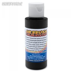 Airbrush Color Solid Svart 60 ml