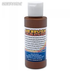 Airbrush Color Solid Brun 60 ml