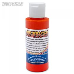 Airbrush Color Transparent Orange 60ml