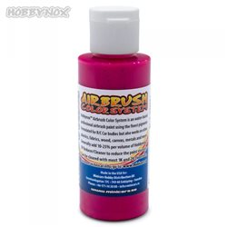 Airbrush Color Transparent Rosa 60ml