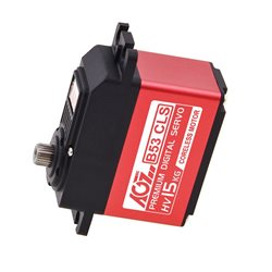 AGF Super Speed 0.07sec 12kg Digital Coreless Servo for 1/12 High Speed RC Vehicle