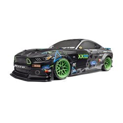 Rs4 Sport 4 Vgjr Ford Mustang 1:10 Electric R/C