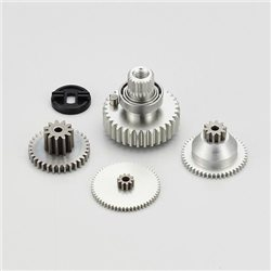Aluminum Gear Set for RSx2/3 BSx2 Power type