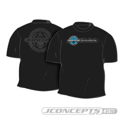 JConcepts - 15th Anniversary Skull t-shirt - large