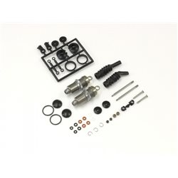 HD Coating Front Shock Set Inferno MP9-MP10 (2) MS=50