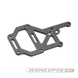 JConcepts - Tekno carbon fiber upper deck, off-set fan mount