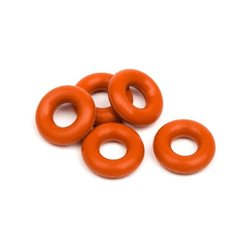 SILICON O-RING P-3(RED)(5 PCS)