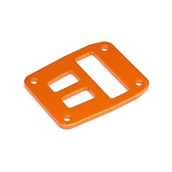 Center Diff. Plate Trophy Flux Series (Orange)
