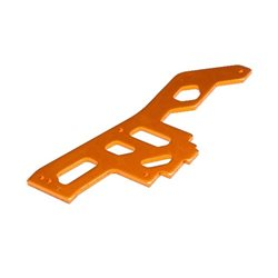 Rear Chassis Brace Trophy Truggy (Orange)