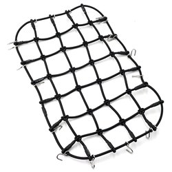 Luggage Net 250mm x 150mm Black