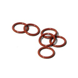 SILICONE O-RING S10 (6 PCS)