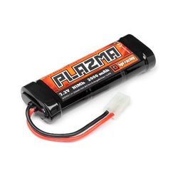 HPI PLAZMA 7.2V 2000MAH NIMH STICK PACK RE-CHARGEABLE BATTERY