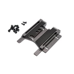 HD HEATSINK MOTOR PLATE 10MM (7075S/GRAY)