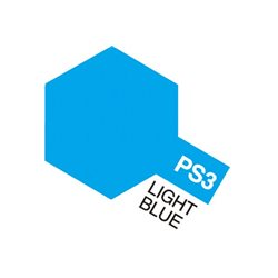 PS-3 Light Blue