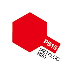 PS-15 Metallic Red