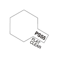 PS-55 Flat Clear