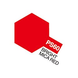 PS-60 Bright Mica Red