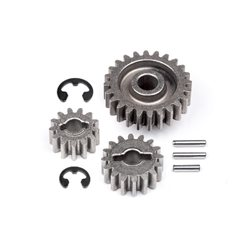 TRANSFER CASE GEAR SET