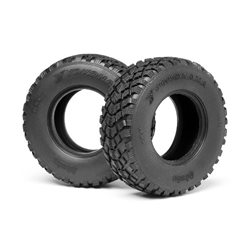 YOKOHAMA GEOLANDAR M/T TIRE D COMP (94X34MM/2PCS)
