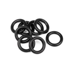 O-RING 7X11X2.0MM (BLACK/8PCS)