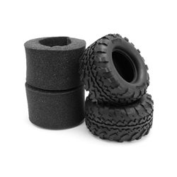 GT2 TYRES (160X86MM/2PCS) SAVAGE X