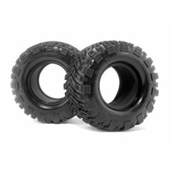 SUPER MUDDERS TYRE 155X85MM/2PCS/SAVAGE