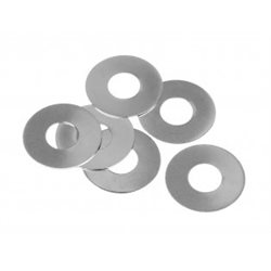WASHER 6X15X0.2MM (6PCS)