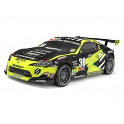 MICHELE ABBATE GRRRACING TOURING CAR BODY (200MM)