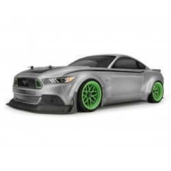 FORD MUSTANG 2015 RTR SPEC 5 CLEAR BODY (200MM)