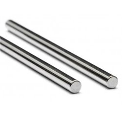 SHAFT 3X60MM (SILVER 2PCS)
