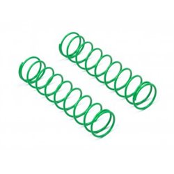 SPRING 13X69X1.1MM 10 COILS COLOUR GREEN SPRING RATE RED (VGJR)