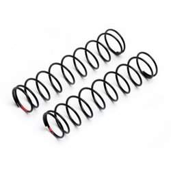 SPRING 13x69x1.1mm 10 COILS (RED/2pcs)