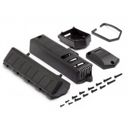 BATTERY COVER/RECEIVER CASE SET