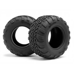 GT2 TIRES D COMPOUND (2.2in/109x57mm/2pcs)
