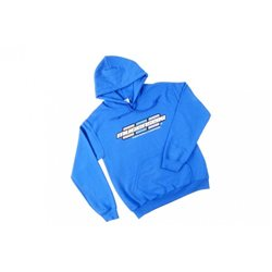 "Mugen Seiki Logo ""3dot"" Hoodie Royal blue (2XL)"