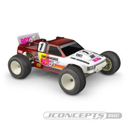JConcepts - Team Associated RC10GT authentic body (6131)