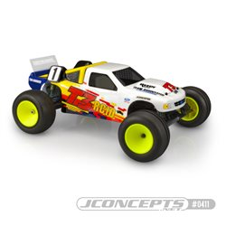 JConcepts - Team Associated RC10T3 authentic body (6139)