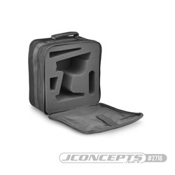 JConcepts Finish Line radio bag - Sanwa M17
