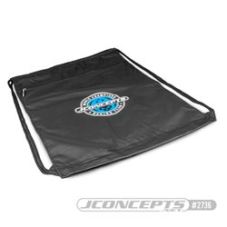 "JConcepts - Scale | Trail Truck ""drawstring"" tote bag"