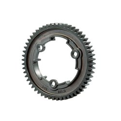 Spur Gear 54-Tooth Steel Wide 1.0 Metric Pitch