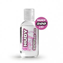 HUDY Silicone Oil 500 cSt 50ml