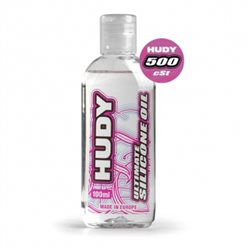 HUDY Silicone Oil 500 cSt 100ml