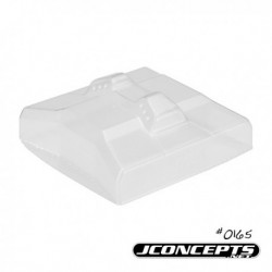 JConcepts - Aero Xray XB2 front wing - wide, 2pc.
