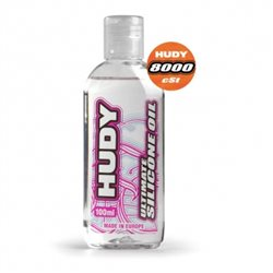HUDY Silicone Oil 8000 cSt 100ml