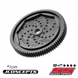 JConcepts - 48 pitch, 84T, Silent Speed Machined Huvuddrev